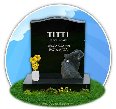 en recuerdo de titti