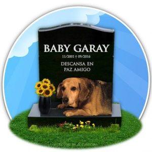 Cementerio Mascotas Virtual Baby Garay