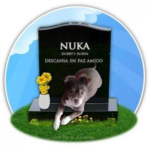 cementerio de mascotas virtual recuerdo a nuka